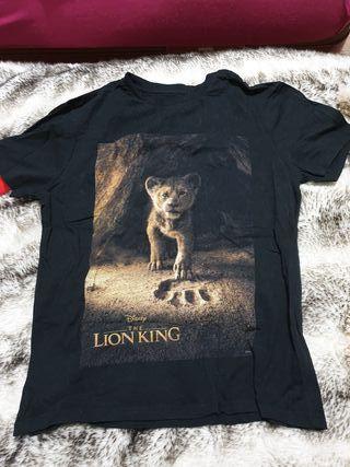 Camiseta Rey Leon Película