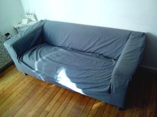 Sofa ikea 3 plazas(OPORTUNIDAD)