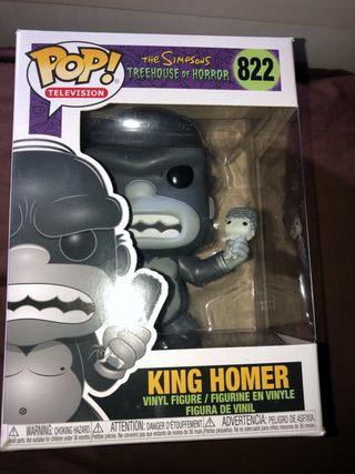 Funko Pop King Homer