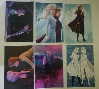 Photocards Frozen 2