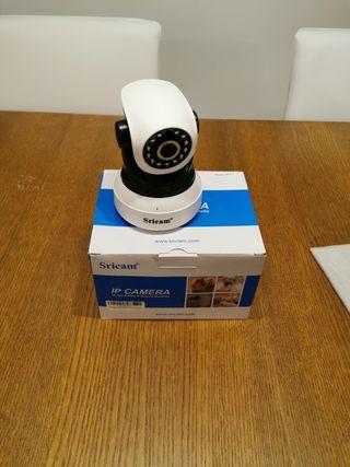 cámara vigilancia / Vigilabebes Sricam SP017