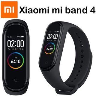 Xiaomi Mi Band 4 (nueva y verdadera)