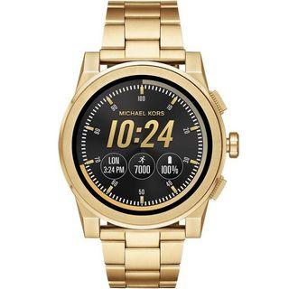 Reloj Michael Kors Grayson Gold