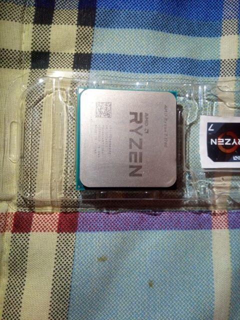 AMD Ryzen 7 1700 3'7GHz