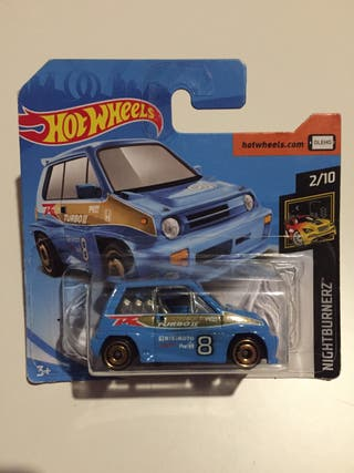 Hot wheels - 85 Honda City Turbo II