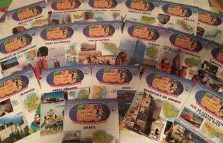 Colección infantil libros Geomickey