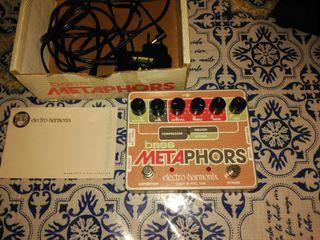 Pedal bajo electirc harmonix