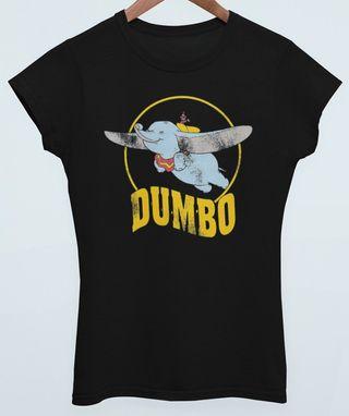 Camiseta Mujer Dumbo NUEVA