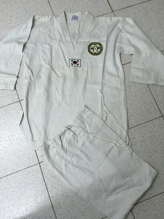 2 kimonos de taekwondo adulto talla M