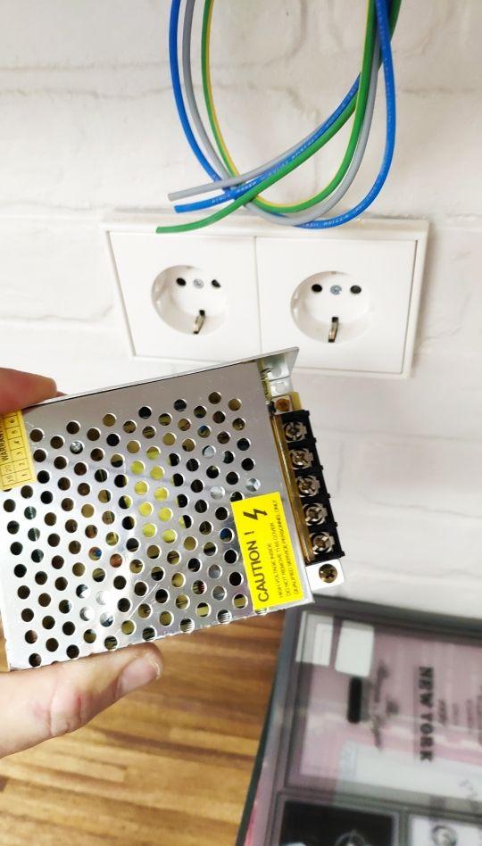 Instalo luces led cocina armarios baños encimeras