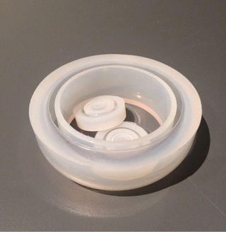 Moldes de silicona NUEVOS para pulsera y anillos
