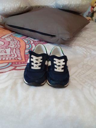 zapatillas deportivas bambas bikkembergs talla 21