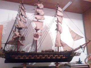 Barco de coleccionista