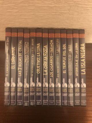 13 películas de Tintín