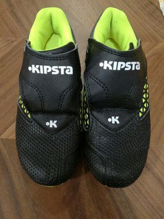 Zapatillas de futbol Kipsta talla 29