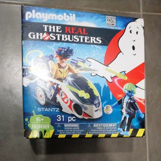 Playmobil Ghostbusters. 9388