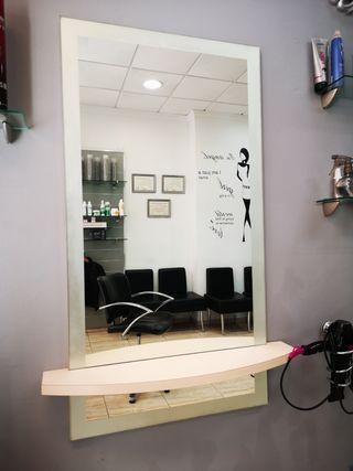 tocador peluquería