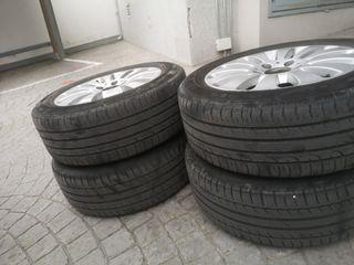 llantas de Mercedes w204 originales 16pulgadas