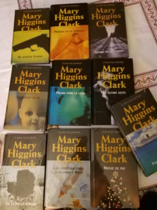 Colección de Mary Higgins Clark