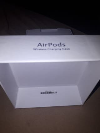 Airpods 2nd Generation Wireless Charging
