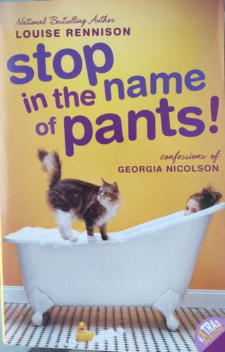 Stop in the name of pants !