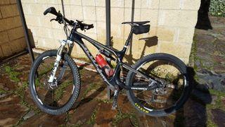 bicicleta MTB Scott Genius 720 doble suspension