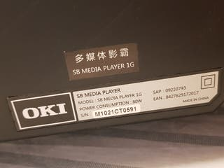 Barra de sonido OKI