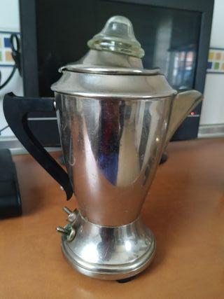 Cafetera eléctrica antigua años 50 de segunda mano por 10