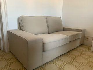 Sofa Kivik Ikea Gris