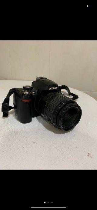 Nikon d60 + accesorios