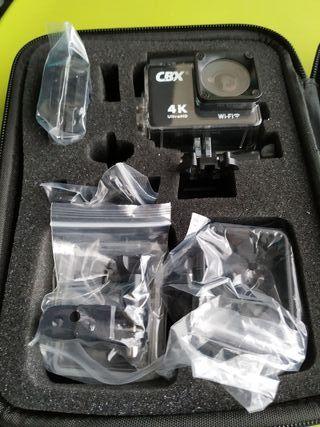 Venta cámara de acción CBX a estrenar