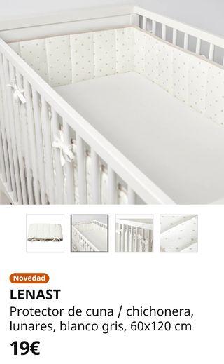 Cuna bebé niño niña IKEA SNIGLAR de segunda mano por 25 </p></div> <!--bof Product URL --> <!--eof Product URL --> <!--bof Quantity Discounts table --> <!--eof Quantity Discounts table --> </div> </dd> <dt class=