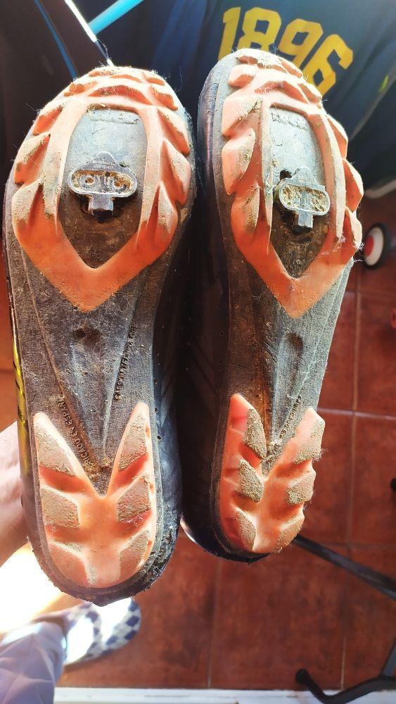 Zapatillas mtb Luck Carbon