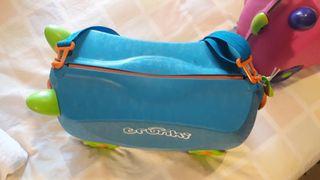 juego 2 maletas Trunki
