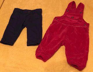 Peto pana + pantalon Sfera