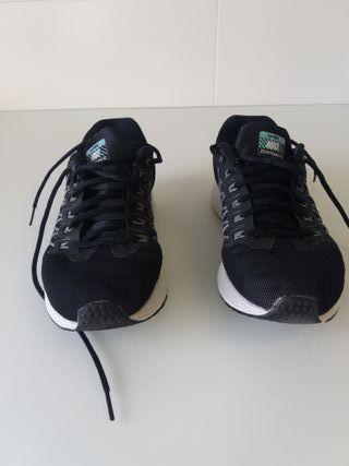 nike impermeable zapatillas