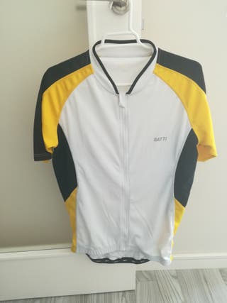 Maillot ciclismo/spinning