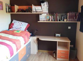 URGE! Dormitorio juvenil completo