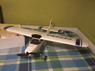 Avion Rc teledirigido