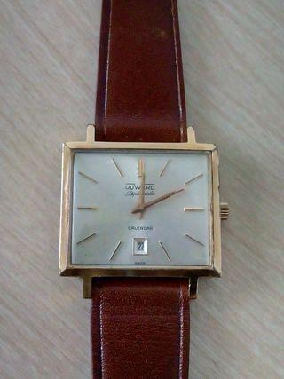 Reloj antiguo DUWARD.