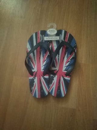 Chanclas londres