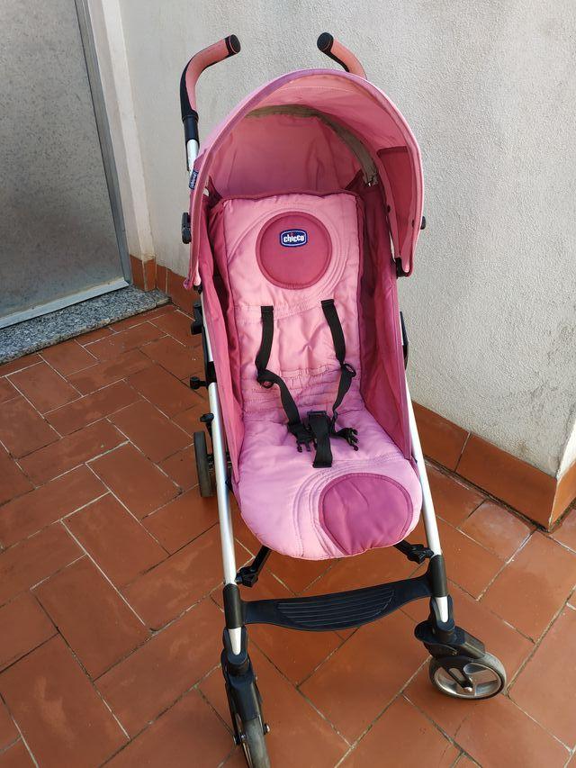 Silla Chico LiteWay Rosa