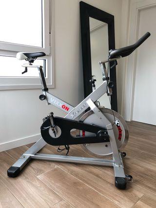 Bicicleta estática indoor Vixxon X-ciser
