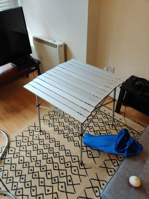 garden/camping table