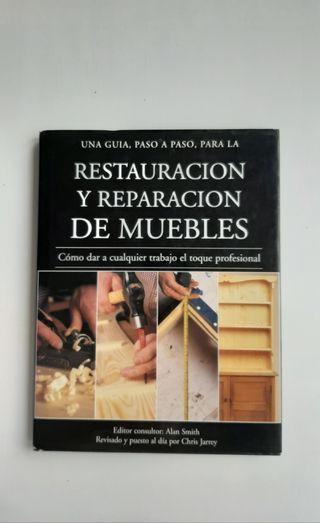 Libro Guía para la restauración de muebles