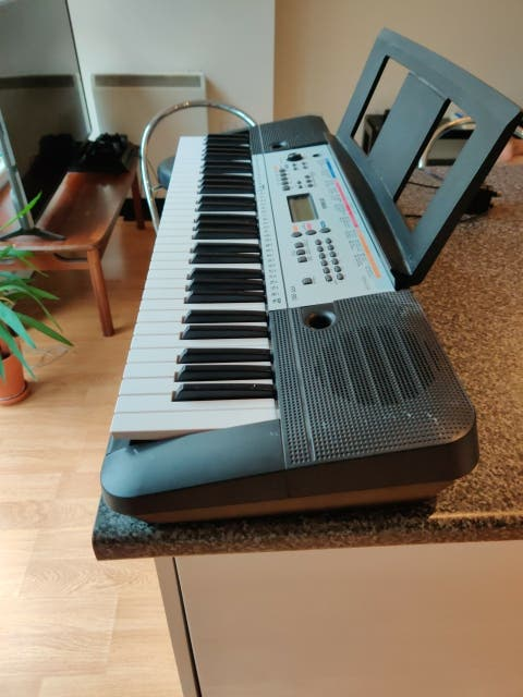 piano/keyboard