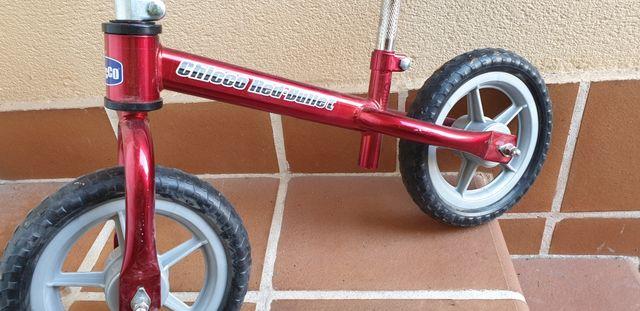 bicicleta iniciación sin pedales