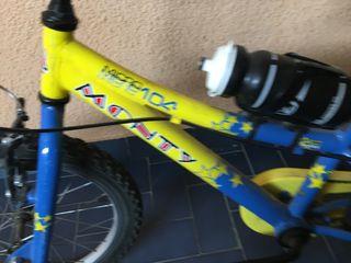 Bicicleta Monty Micro 104