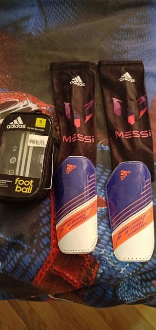 Espinilleras Adidas Messi