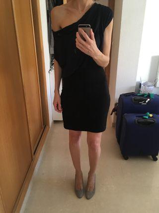 Vestido de Zara falda tubo